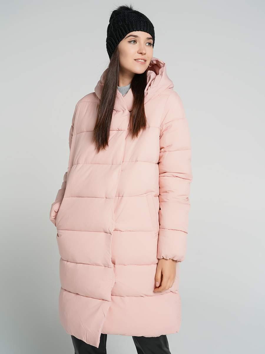 Пуховик-пальто женский ТВОЕ A6555 розовый S, купить в Москве, цены в интернет-магазинах на goods.ru