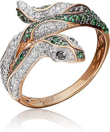 Кольцо женское Платина 01-4192-00-404-1110-24 р.19