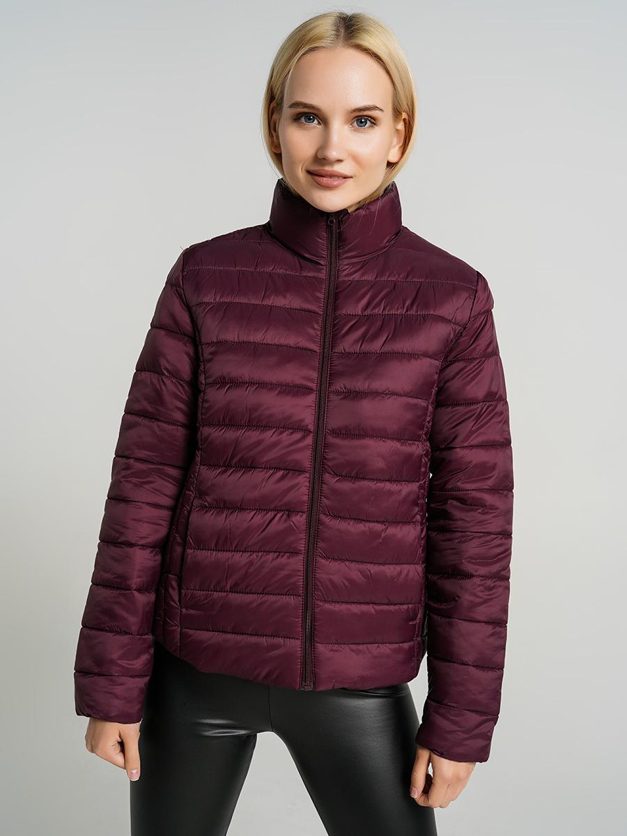 Куртка женская ТВОЕ A6565 красная L - купить в Москве - goods.ru