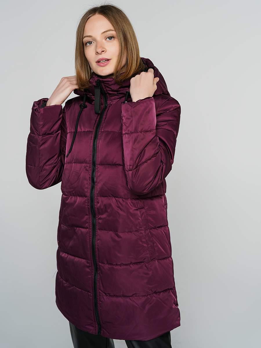 Пуховик-пальто женский ТВОЕ A6559 красный XS, купить в Москве, цены в интернет-магазинах на goods.ru