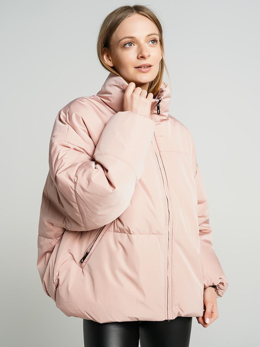 Купить куртка женская ТВОЕ A6553 розовая S, цены в Москве на goods.ru