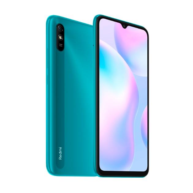 смартфон Redmi 9A 32GB Peacock Green