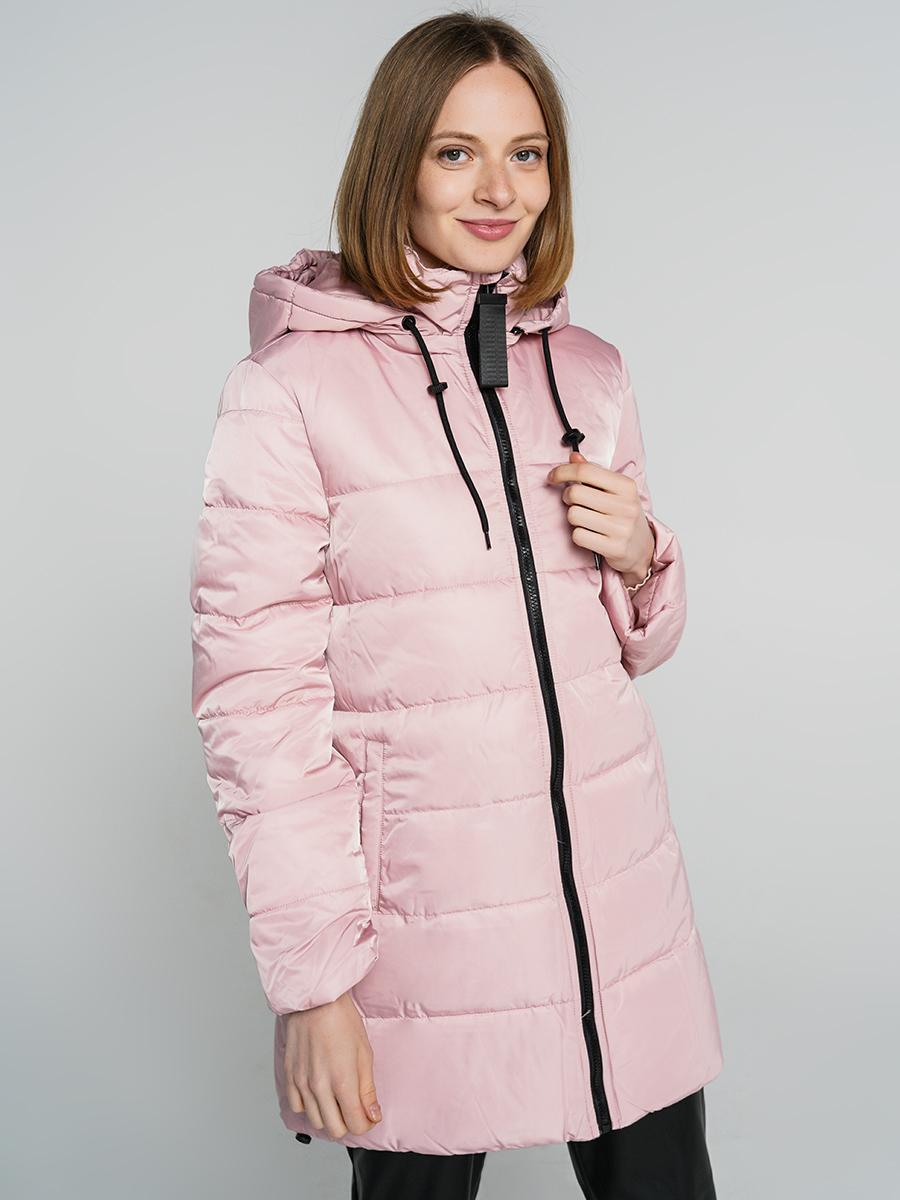 Пуховик-пальто женский ТВОЕ A6559 розовый XL, купить в Москве, цены в интернет-магазинах на goods.ru