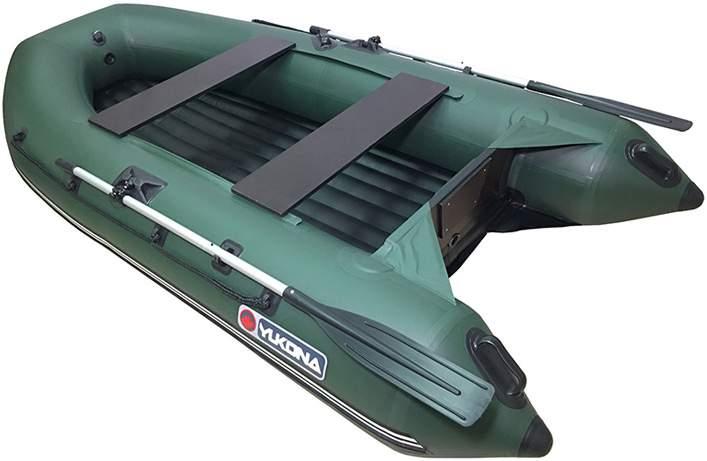 Моторная лодка YUKONA 340 НДНД купить, цены в Москве на goods.ru