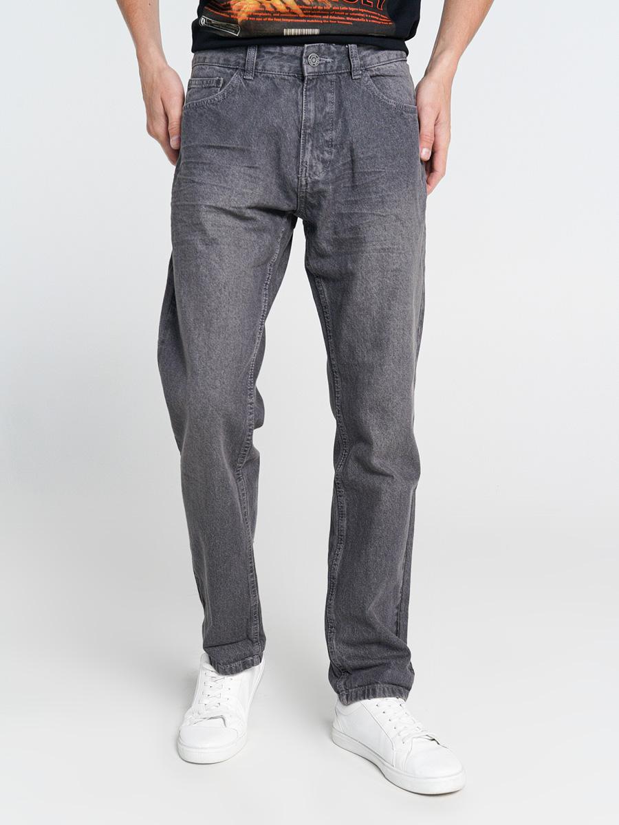 Купить джинсы мужские ТВОЕ A6658 серые M, цены в Москве на goods.ru
