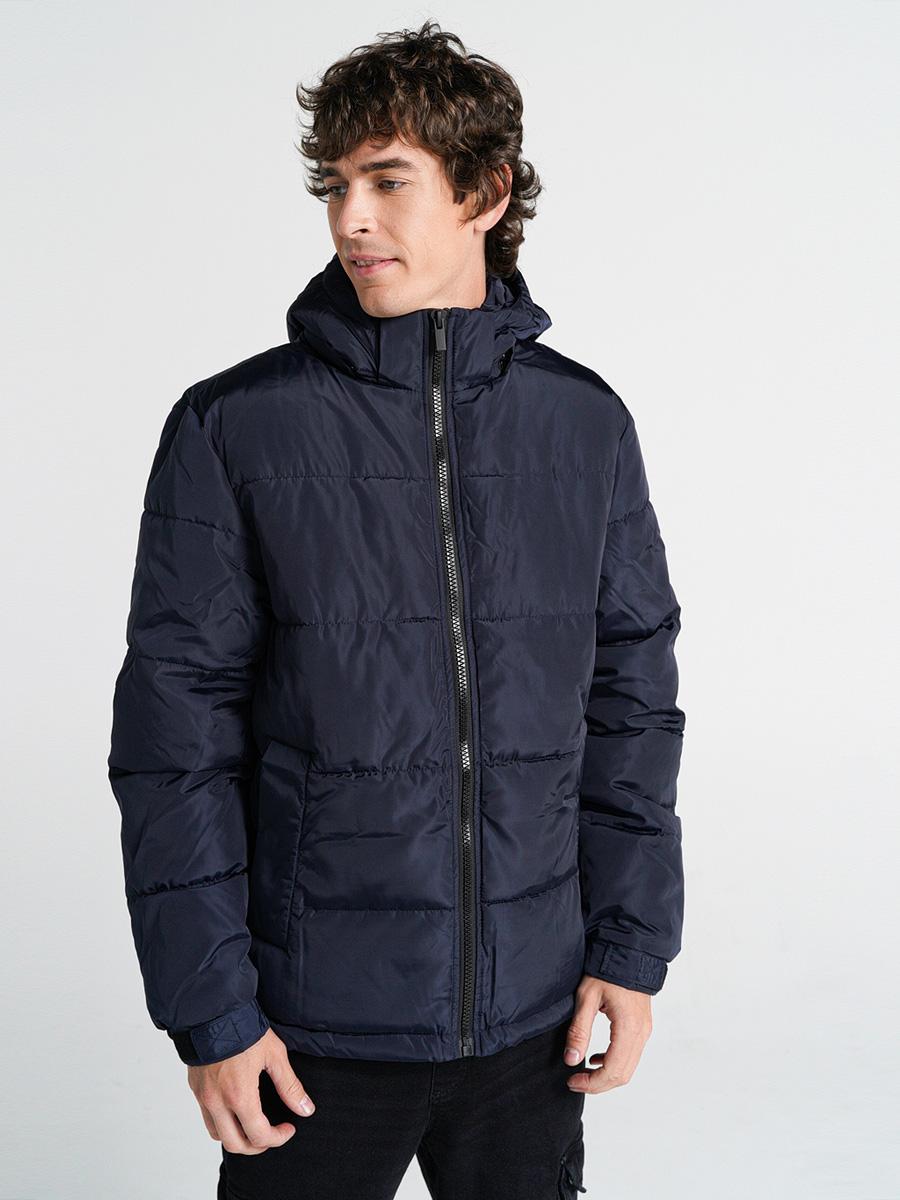 Купить куртка мужская ТВОЕ A6621 синяя L, цены в Москве на goods.ru