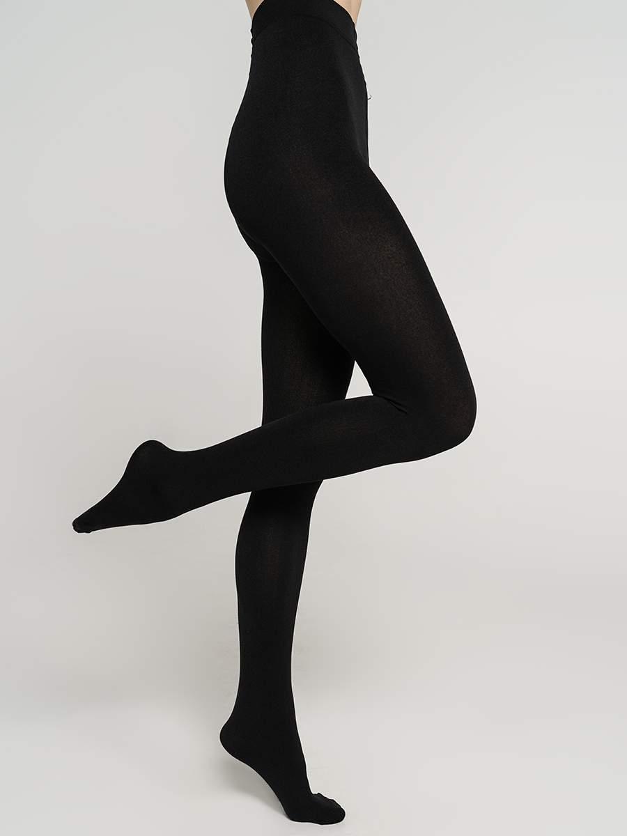 Купить колготки женские ТВОЕ A6692 черные S/M, цены в Москве на goods.ru