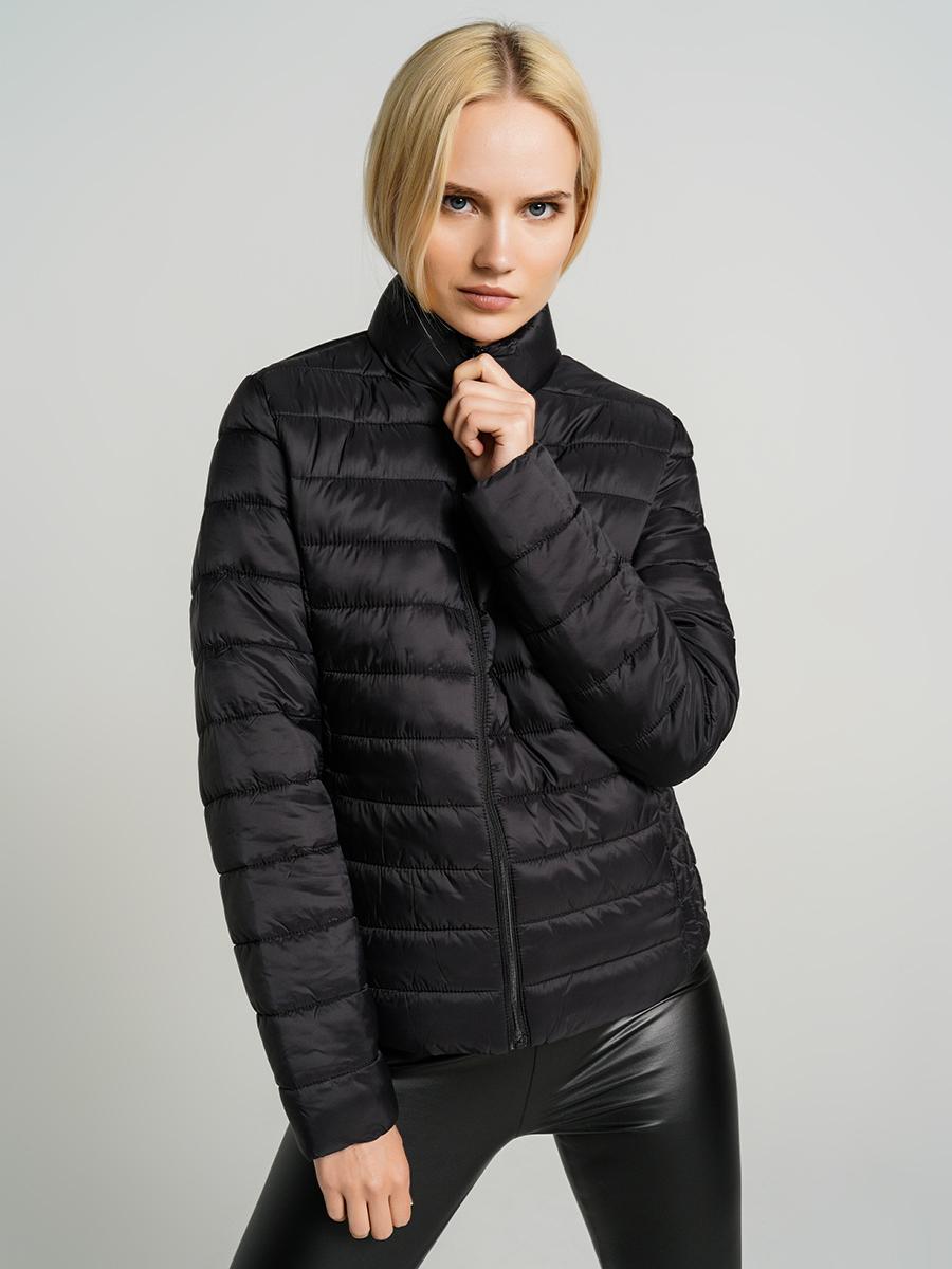 Куртка женская ТВОЕ A6565 черная L - купить в Москве - goods.ru