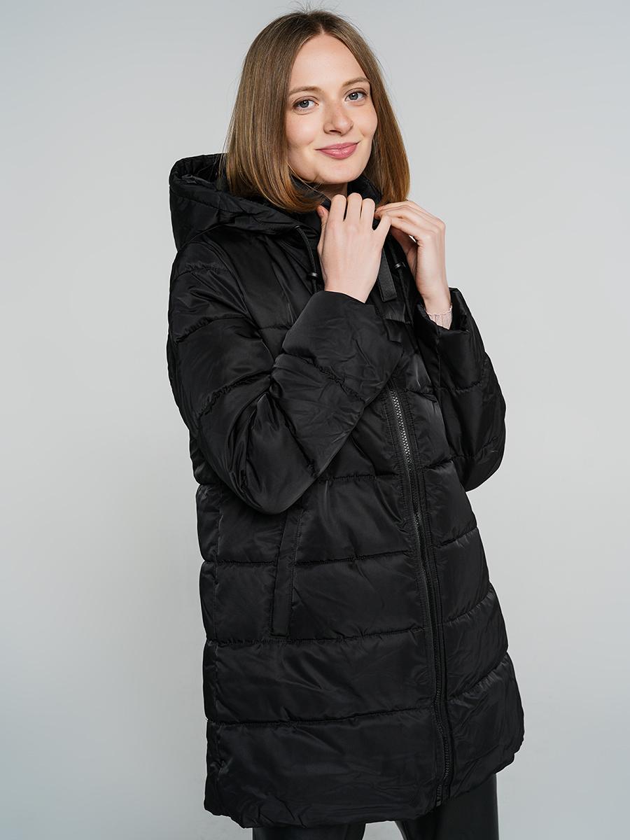 Пуховик-пальто женский ТВОЕ A6559 черный XL, купить в Москве, цены в интернет-магазинах на goods.ru