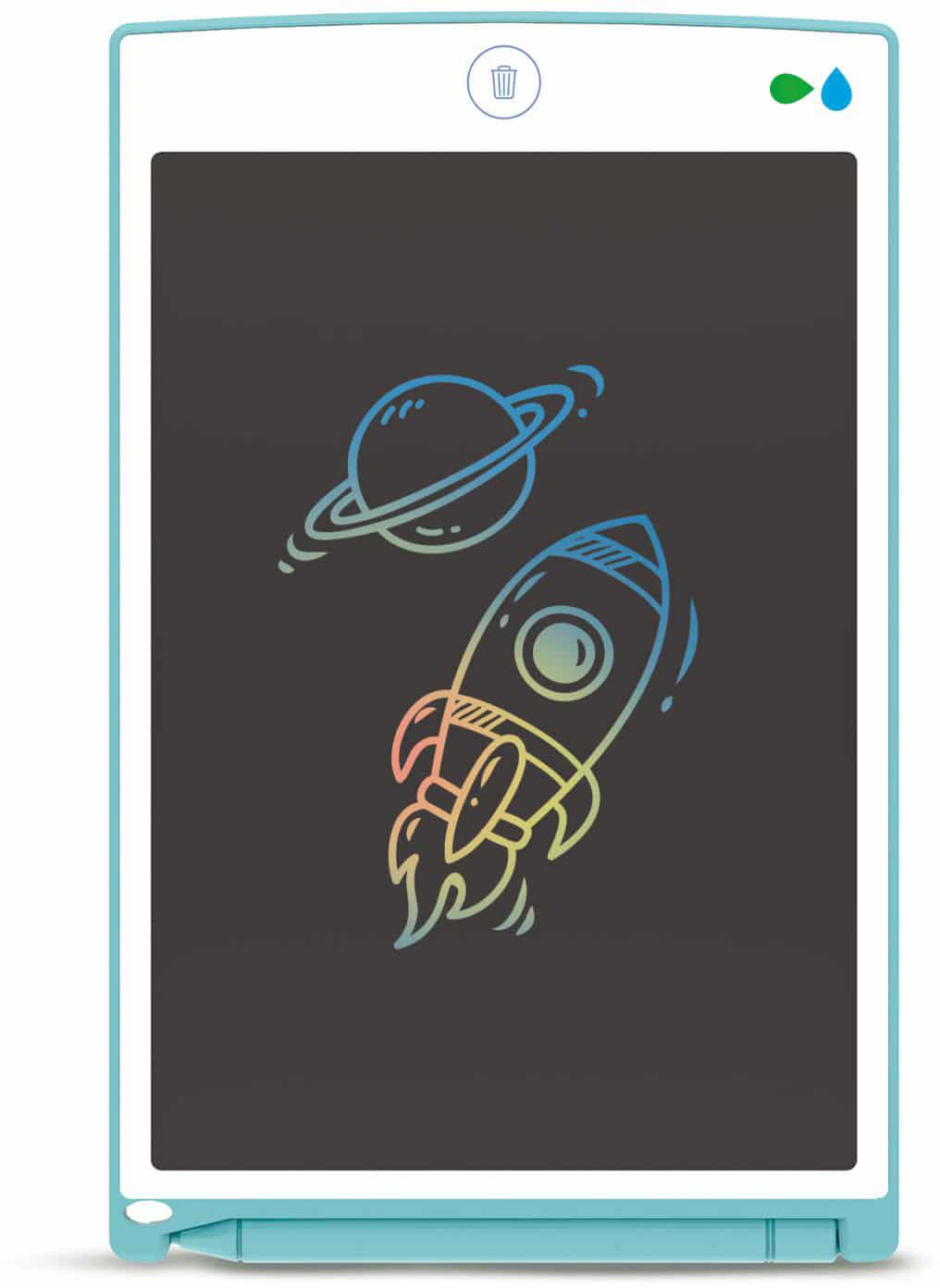 Купить планшет для рисования Назад к истокам Pic-Pad Rainbow PPBLUE (Blue), цены в Москве на goods.ru