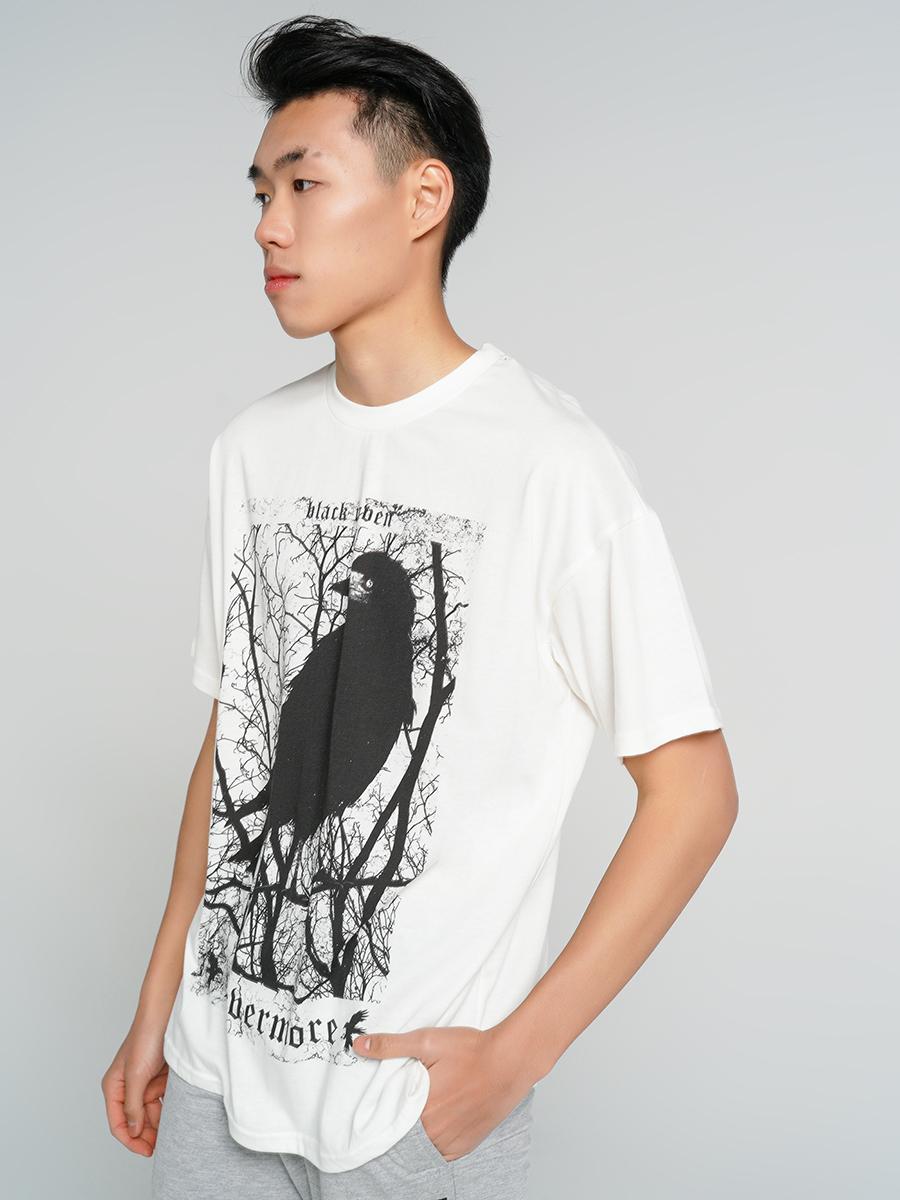 Купить футболка мужская ТВОЕ 72996 белая M, цены в Москве на goods.ru