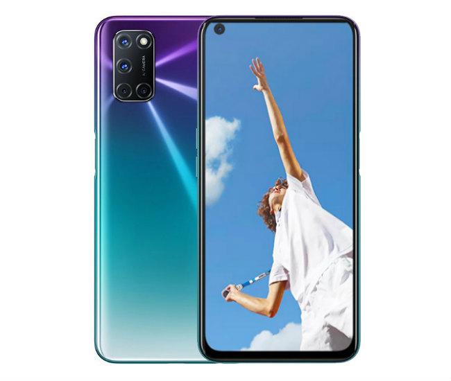 Смартфон OPPO A72 4+128GB Aurora Purple (CPH2067) - характеристики, техническое описание - маркетплейс goods