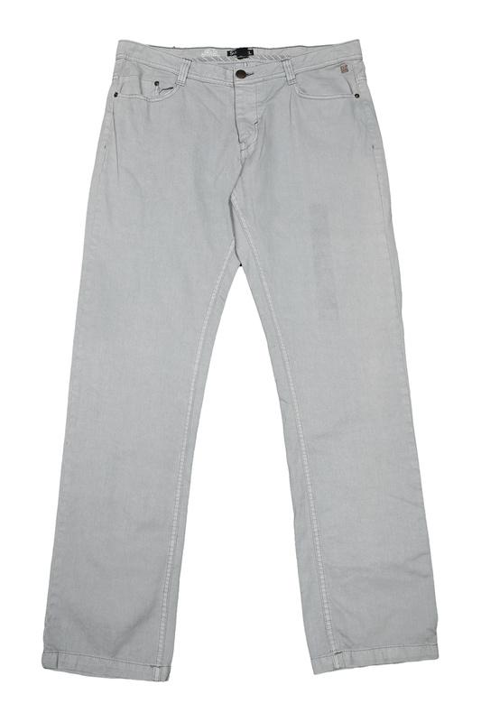 Купить джинсы мужские Sublevel H7256Z60622G серые 31, цены в Москве на goods.ru