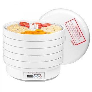 Сушилка для овощей и фруктов ВОЛТЕРА 1000 ЛЮКС (симисторный блок), купить в Москве, цены в интернет-магазинах на goods.ru