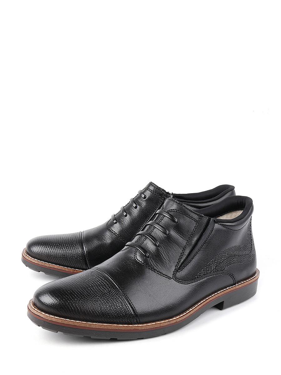 Купить ботинки мужские Rieker 15389-00-19 черные 45 RU, цены в Москве на goods.ru