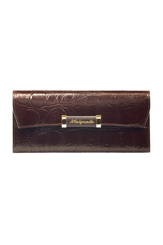 Кошелек женский Malgrado 75504-29104 коричневый, купить в Москве, цены в интернет-магазинах на goods.ru