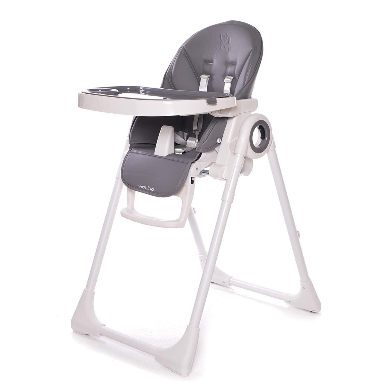 Купить стульчик Jetem Violino темно-серый, цены в Москве на goods.ru