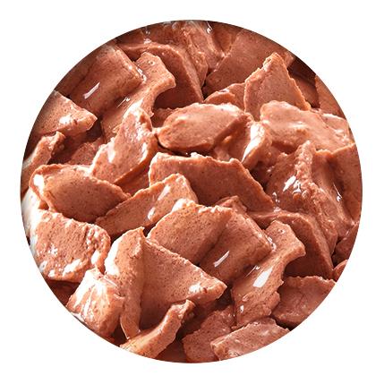 Миниатюра Влажный корм для кошек Sheba Mini, мини порция c уткой, 33 шт по 50г №4
