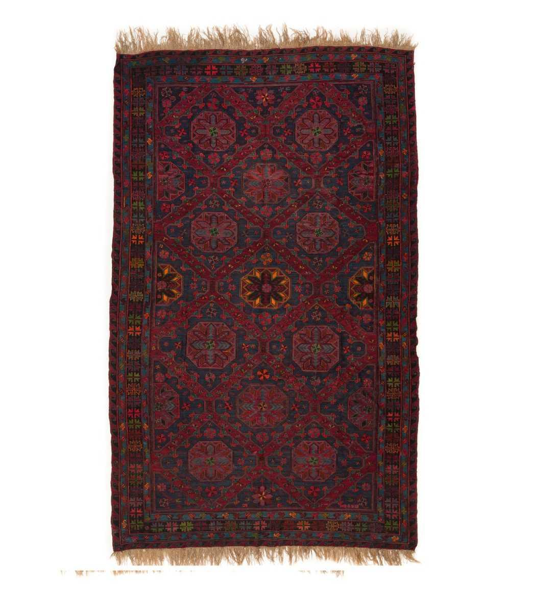 Ковер Orazbai Collection Антикварный Азербайджанский Ручной Работы «Сумах»
