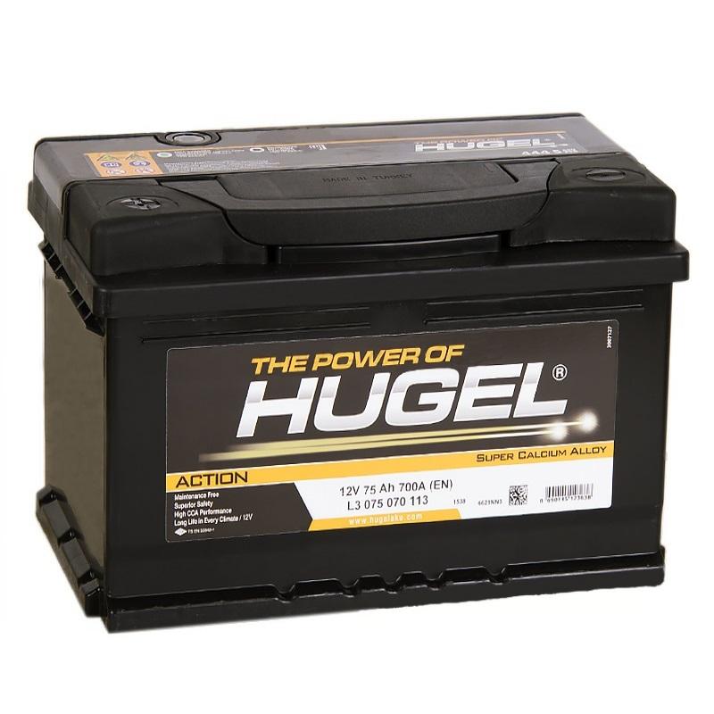 Аккумулятор HUGEL Action 75L 507