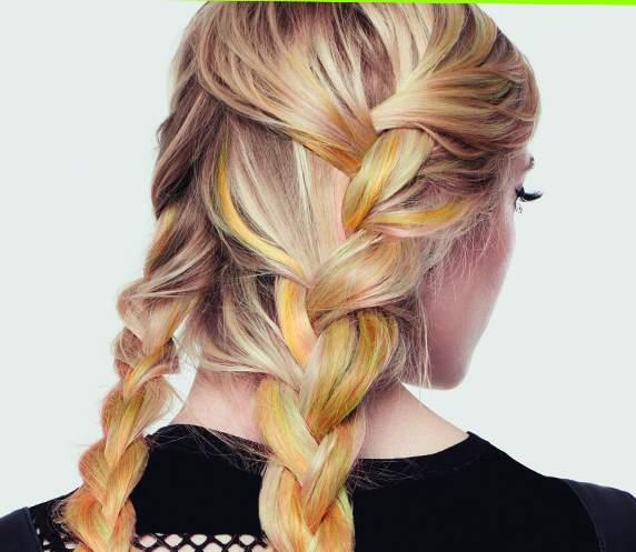 Миниатюра L'Oreal Colorista Hair Makeup №6