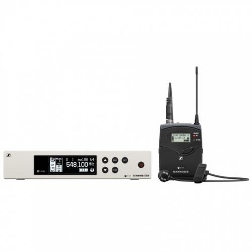 Радиосистема Sennheiser EW 100 G4-ME2-A1