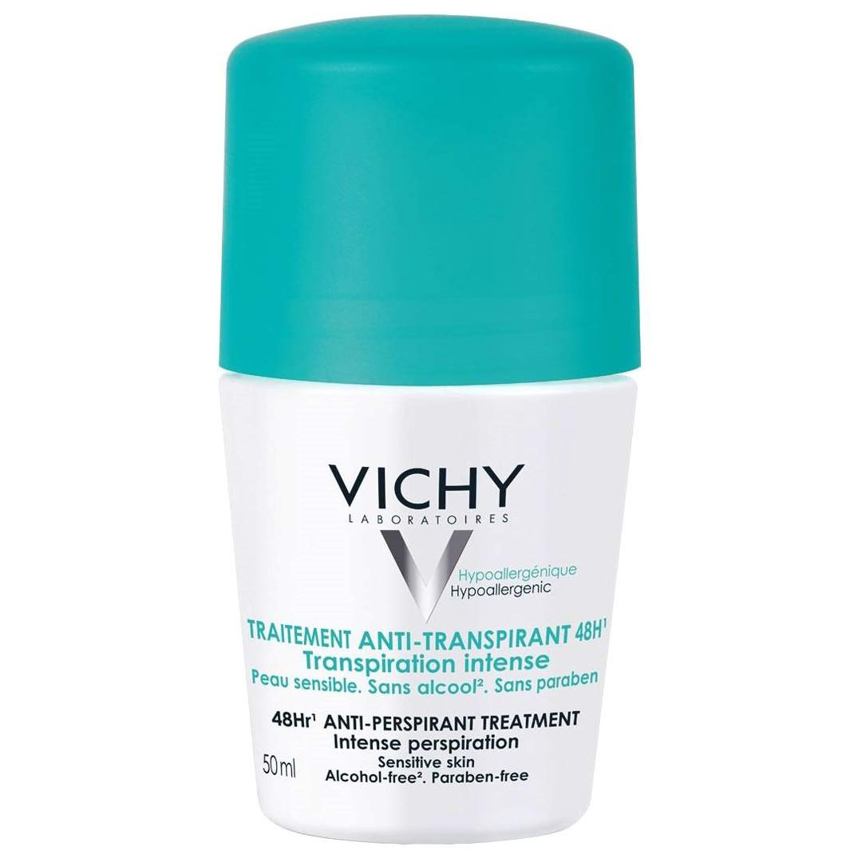 Дезодорант Vichy 48 часов Регулирующий избыточное потоотделение 50 мл