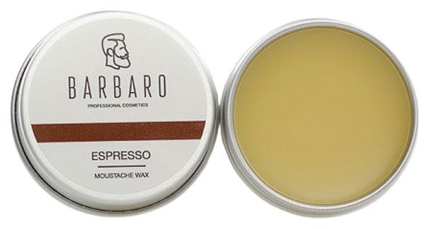Воск для усов Еспрессо Barbaro Wax Espresso, 12 гр