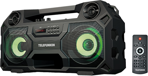 Магнитола Telefunken TF-PS1280B