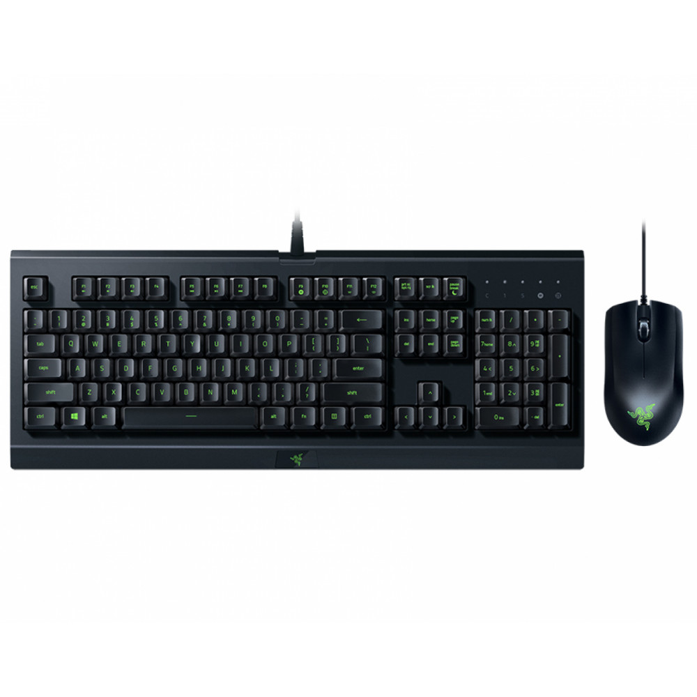 Игровая клавиатура Razer Cynosa Lite & Abyssus Lite Bundle Black (RZ84-02740400-B3R1)