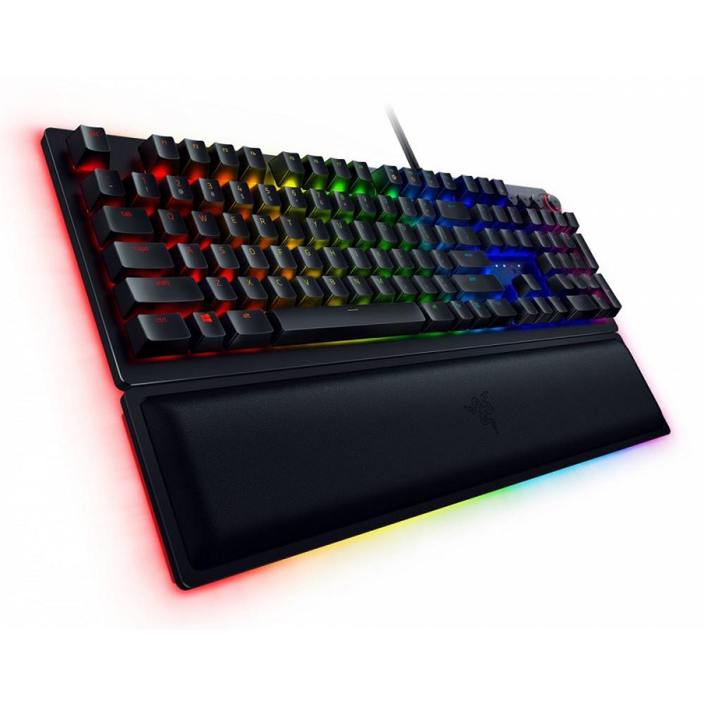 Игровая клавиатура Razer Huntsman Elite Black (RZ03-01870100-R3M1)