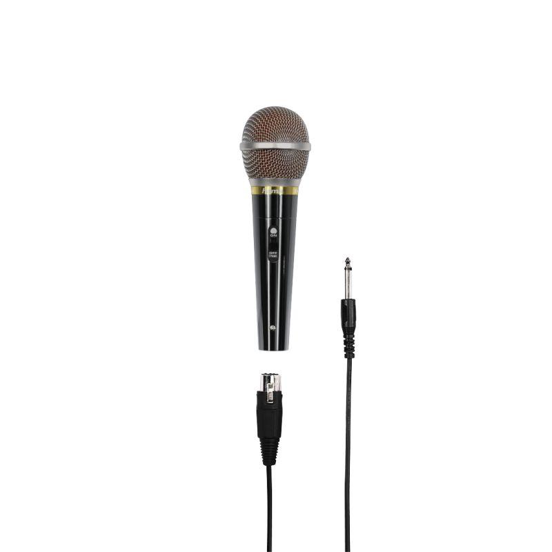 Микрофон Hama H-46060 Black