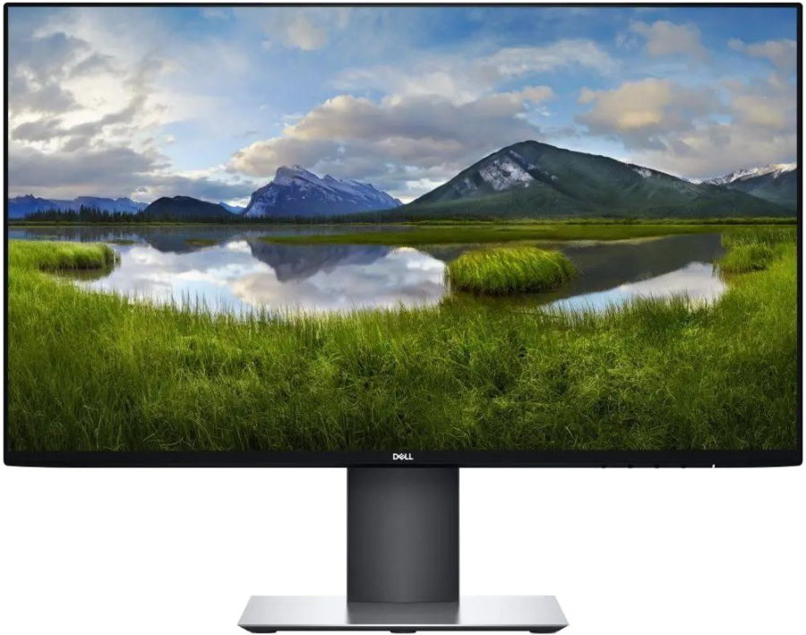 Монитор Dell U2721DE Black-Silver (2721-0810)