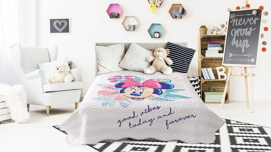 Детское поркывало Askona Disney Minnie Me 200x200см
