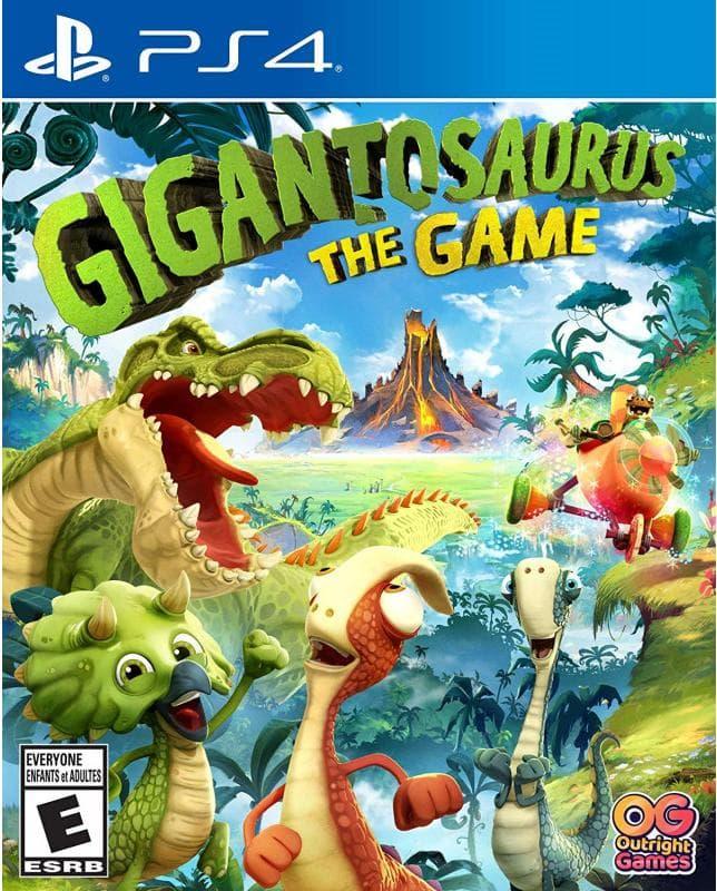 Игра Gigantosaurus The Game для PlayStation 4