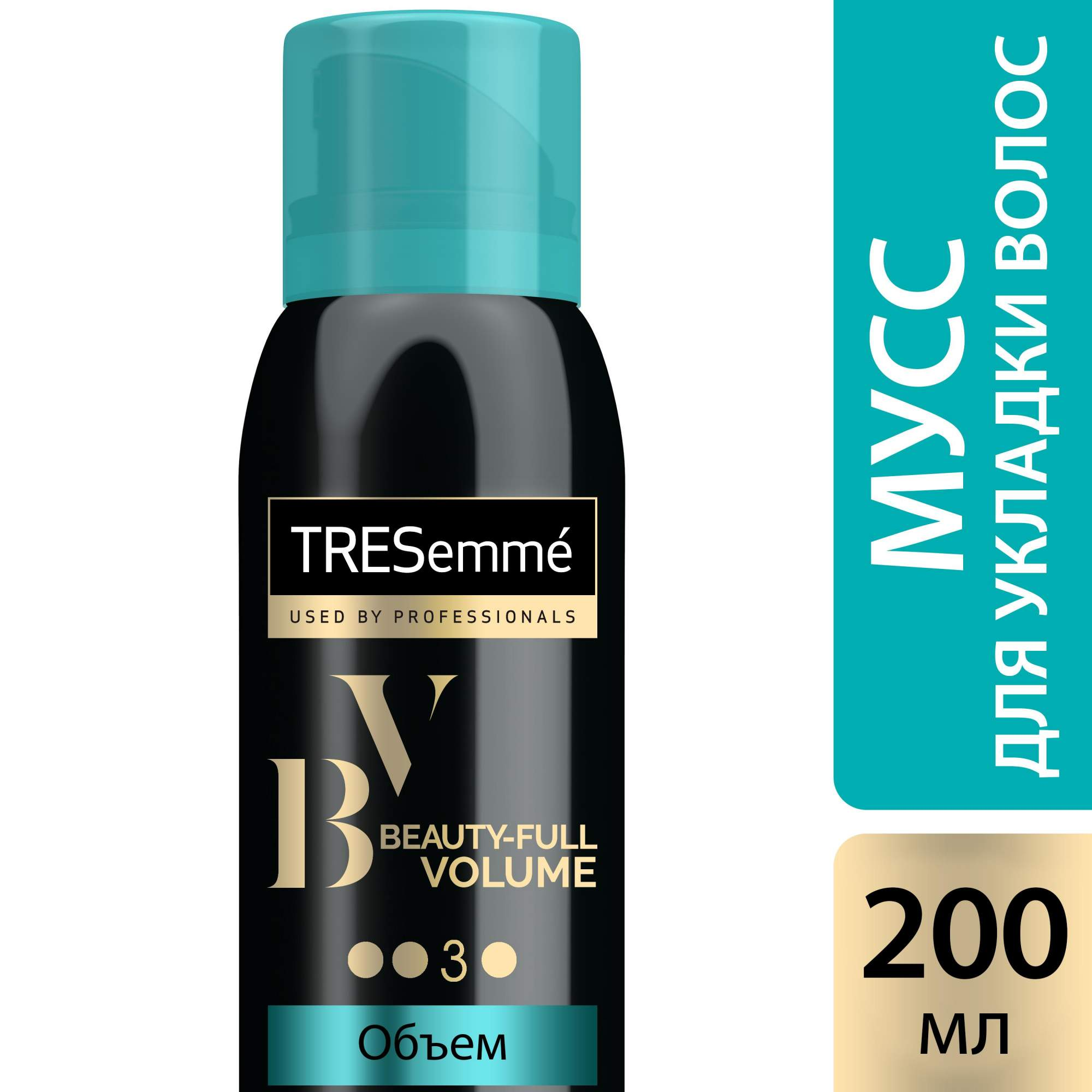 Мусс для укладки волос TRESemme Beauty-full Volume Объем 200 мл