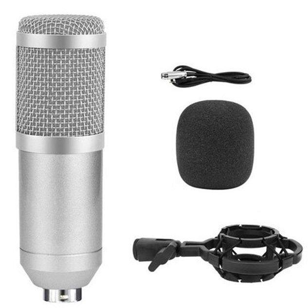 Микрофон студийный конденсаторный BM 800 Alawrex AX-800