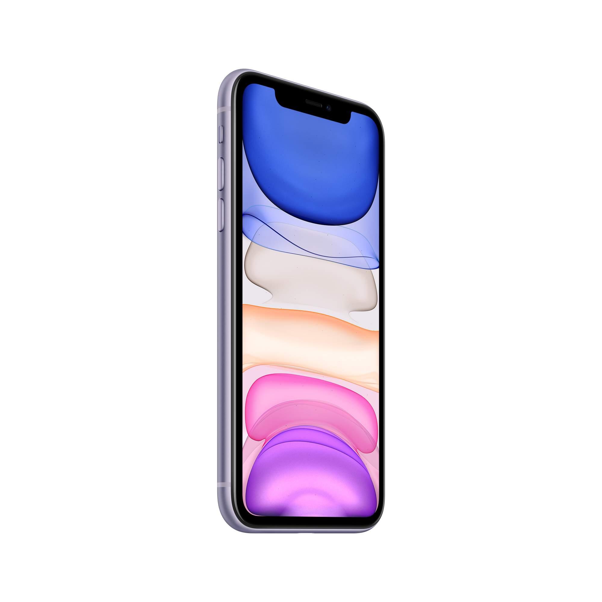Смартфон Apple iPhone 11 64GB Purple (MWLX2RU/A)