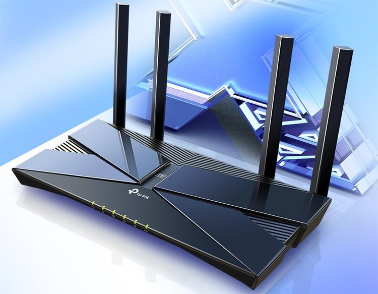 Миниатюра Wi-Fi роутер TP-Link Archer AX50 AX3000 Black №7
