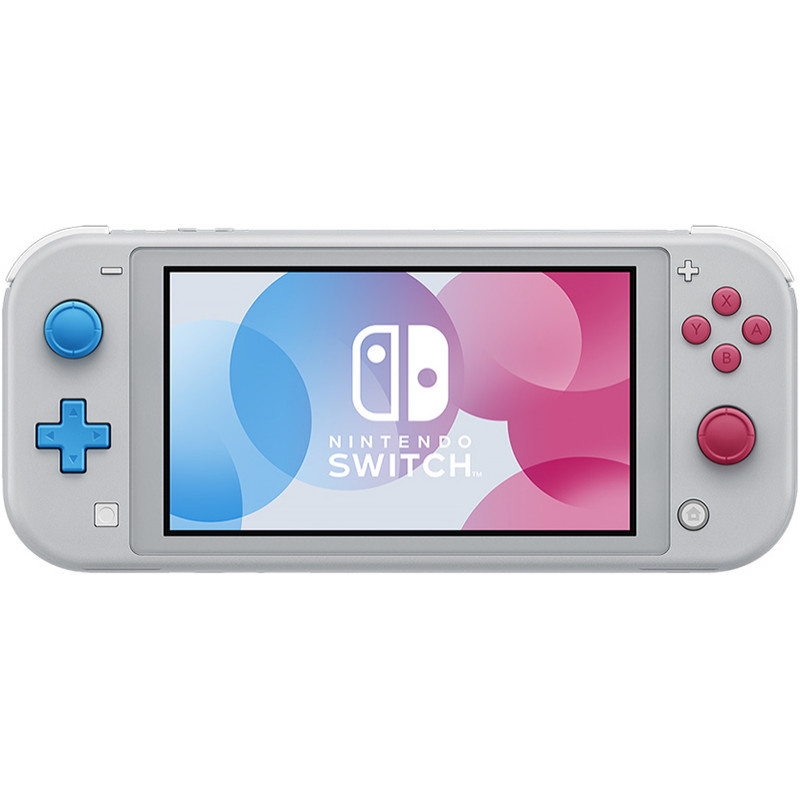 Игровая консоль Nintendo Switch Lite. Zacian and Zamazenta Edition