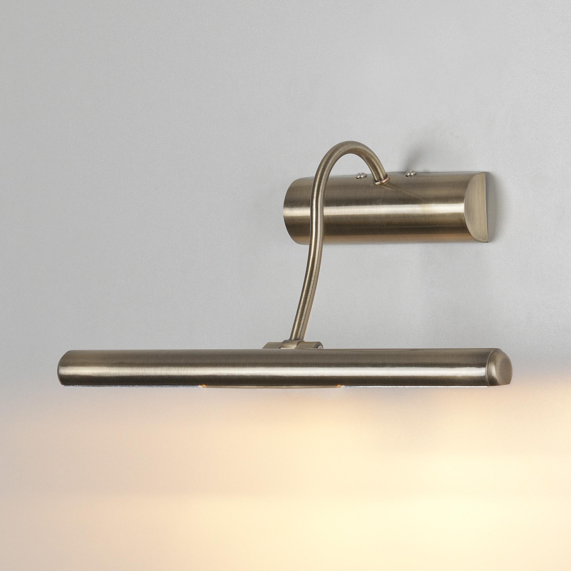 Подсветка для картин Elektrostandard 3079 G9 40W Бронза
