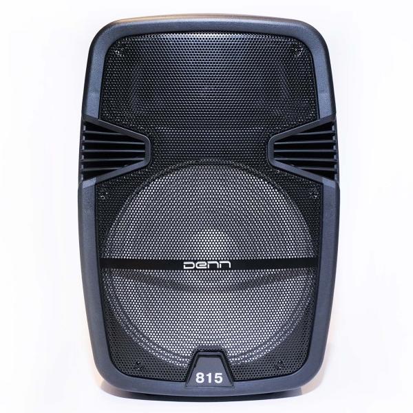 Музыкальный центр Denn DBS815 Black