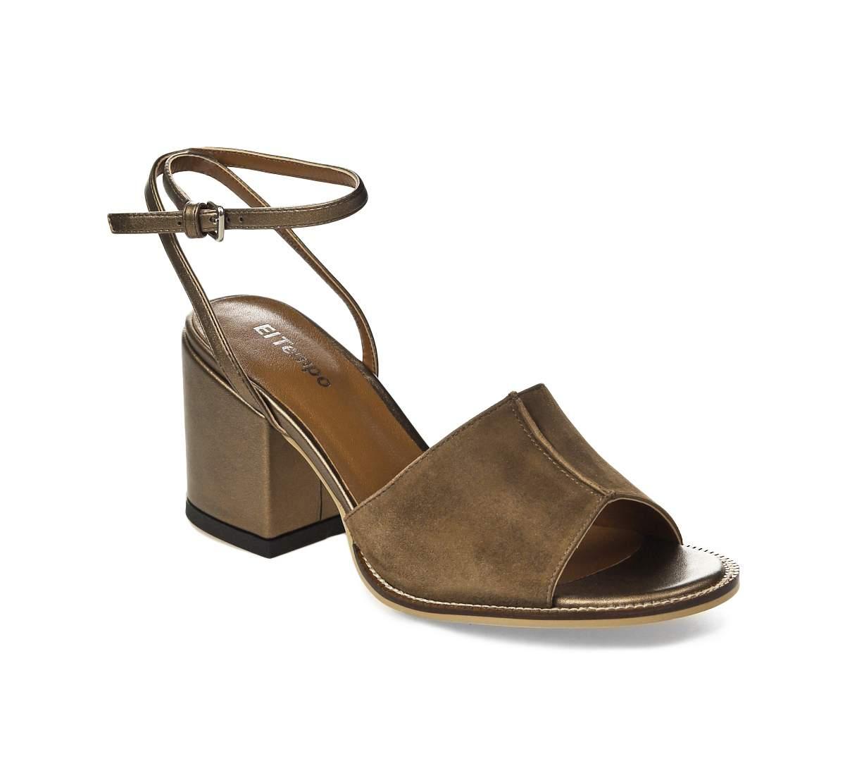 Босоножки женские El Tempo SWB15_G1045-A9503 коричневые 35 EU