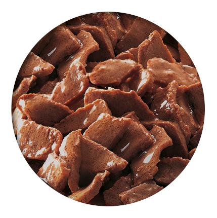 Миниатюра Влажный корм для кошек Sheba Mini мини порция c говядиной, 33 шт по 50г №4