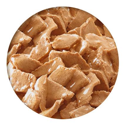 Миниатюра Влажный корм для кошек Sheba Mini мини порция c курицей, 33 шт по 50г №4
