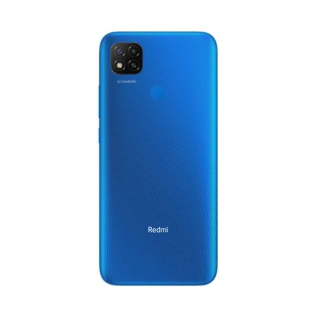 Смартфон Redmi 9C NFC 3+64GB Twilight Blue
