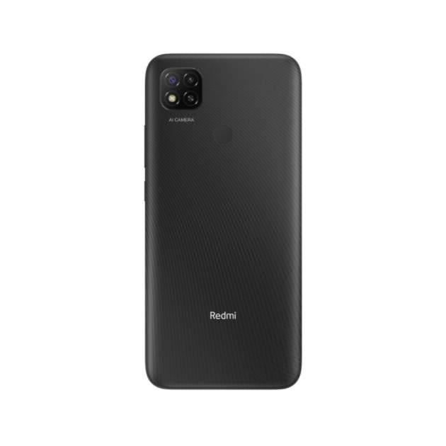 Смартфон Xiaomi Redmi 9C NFC 3+64GB RU Midnight Gray