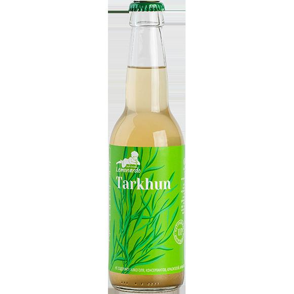 Натуральный Тархун без сахара / Lemonardo Tarkhun, 330мл. 12 шт.