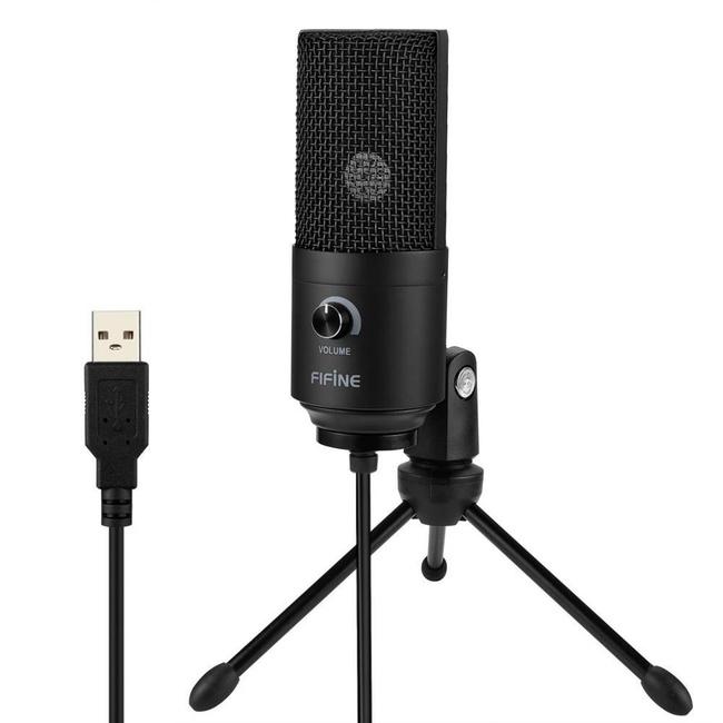 Микрофон Fifine K669 Black