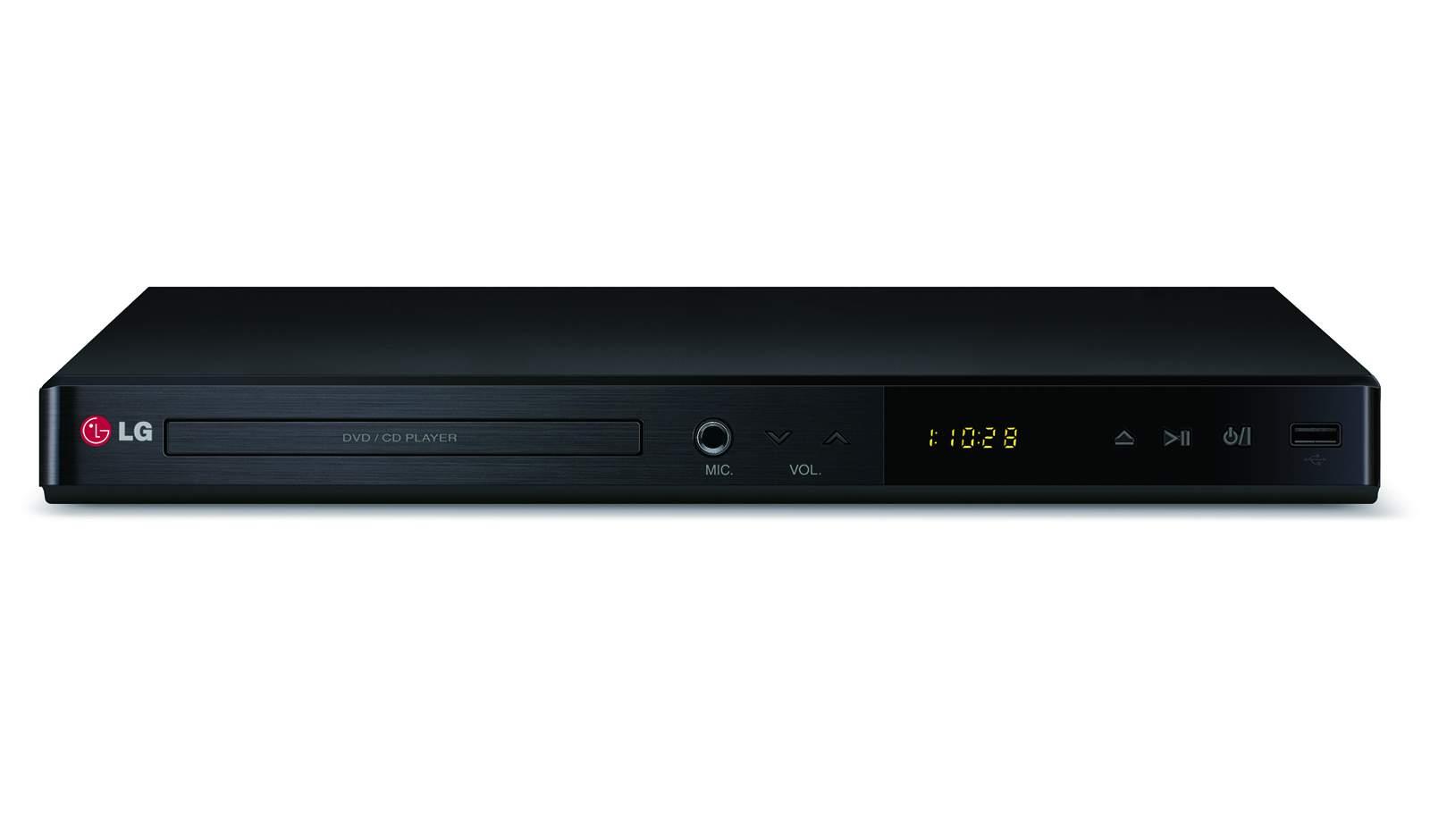 DVD-плеер LG DP547H